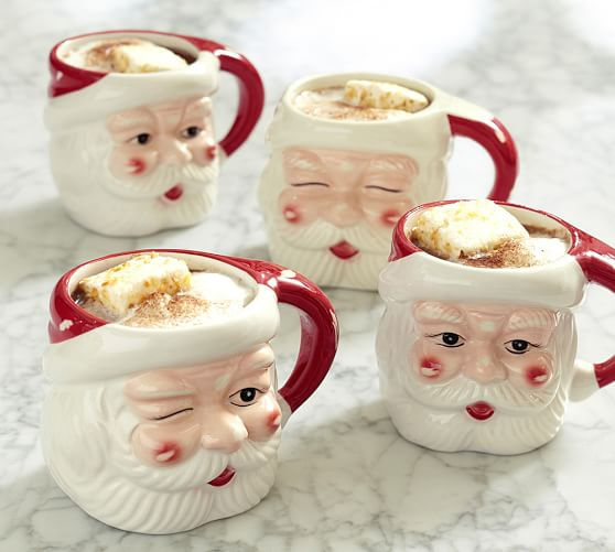 santa-figural-mug-mixed-set-of-4-c